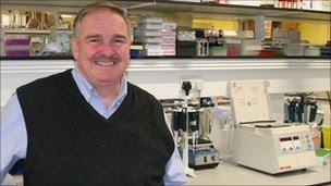 Prof David Nutt
