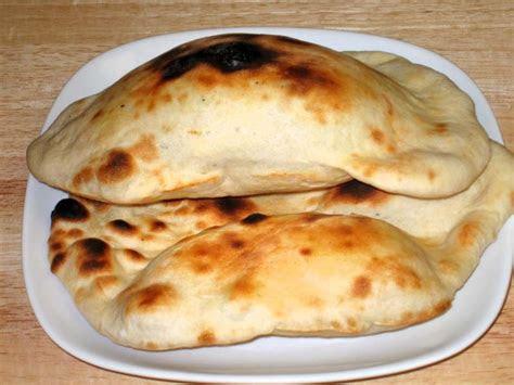 naan oven baked flat bread manjulas kitchen indian
