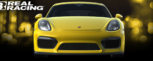 Porsche will let you race the new Cayman GT4 right now ... in EA's Real Racing 3