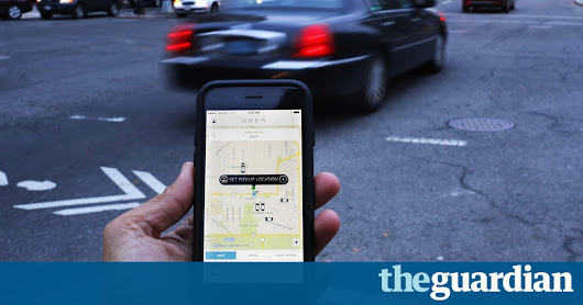 Uber concealed massive hack that exposed data of 57m users and drivers | Technology | The Guardian