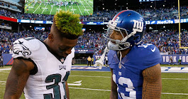 Jalen Mills has 'nothing bad' to say about Odell Beckham