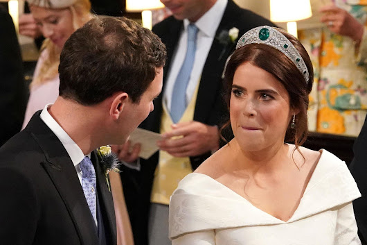 The fascinating history behind Princess Eugenie's royal wedding tiara