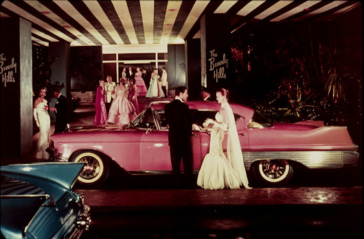 Throwback Thursday: The Beverly Hills Hotel