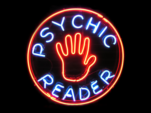 """Playing the Psychic."" Or, ""A Must-See Webinar on SEO is in Your Future."""