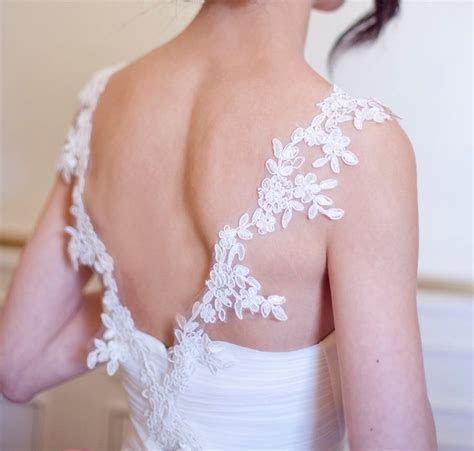 109 best images about ADDING STRAPS to a wedding gown