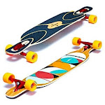Loaded Dervish Sama II Bamboo Skateboard Longboard Complete Custom