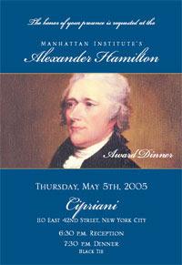 Alexander Hamilton, MI