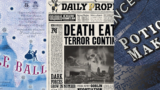 Harry Potter's graphic designers showcase prints - News