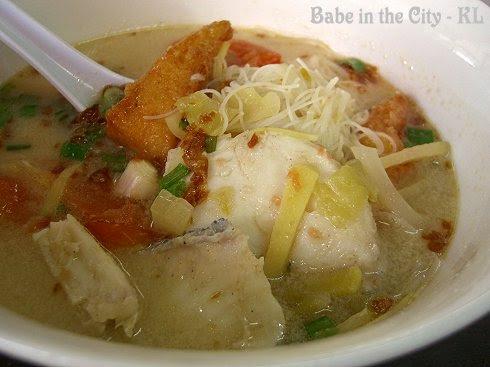 SS20 fish head beehoon - haruan sliced fish RM9.50