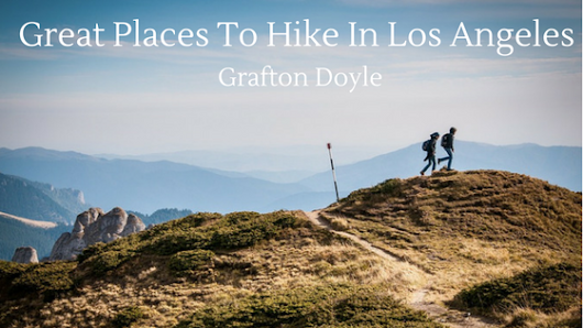 Great Places To Hike In Los Angeles
