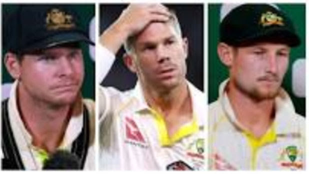 12-month ban imposed on Australian Cricket Captain, Vice-Captain