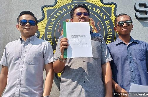 Calon MPP pemilhan PKR didakwa tawar projek