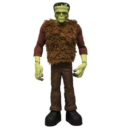 "Details about  2014 NYCC Exclusive Son of Frankenstein 9"" Figure Mezco Limited Edition HORROR"