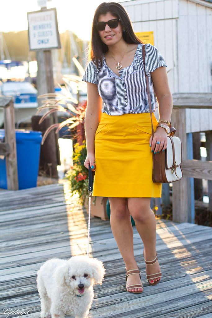 yellow pencil skirt-1.jpg