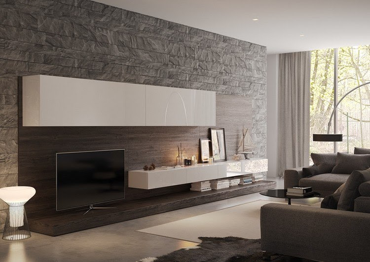 Wandgestaltung Marmor Effekt