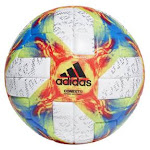 adidas Conext 19 Official Match Soccer Ball (OMB) 5 By SoccerEvolution