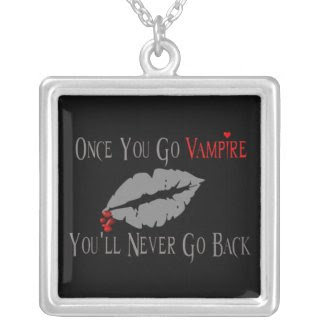 Vampire Love necklace