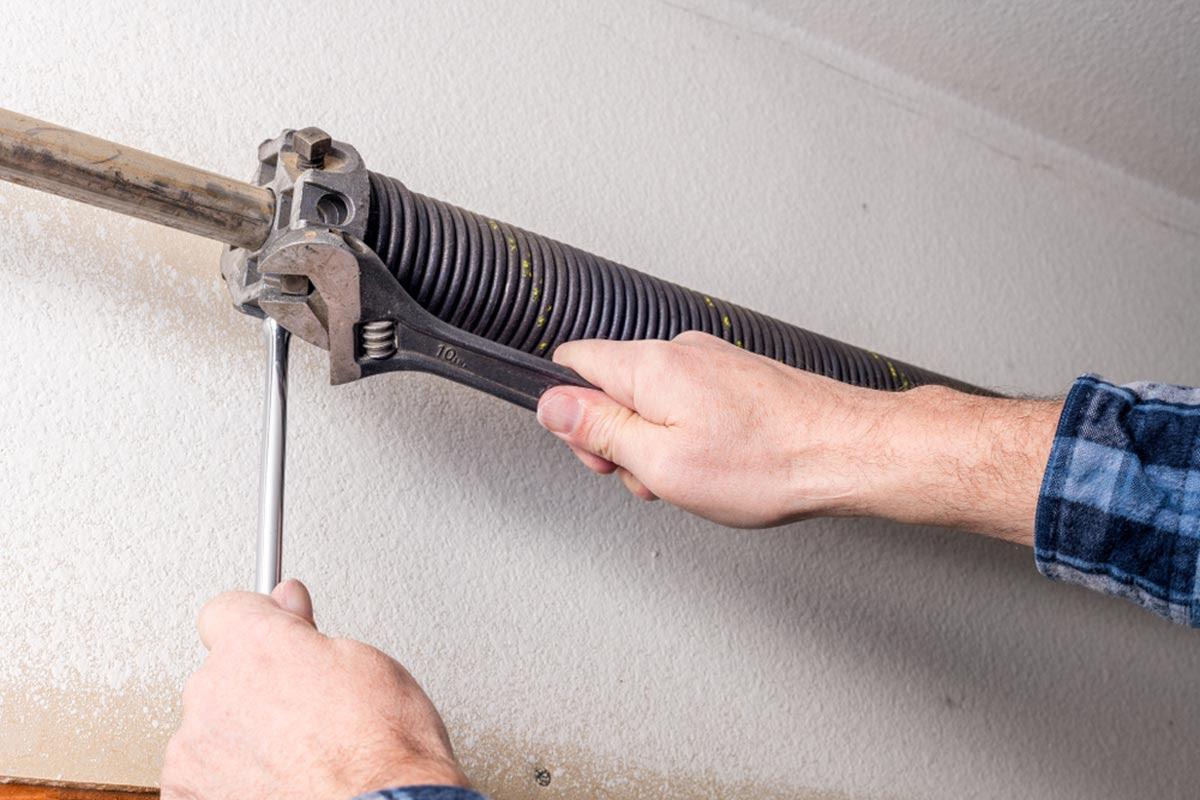 2020 Garage Door Repair Costs Average Estimates To Fix Garage Door