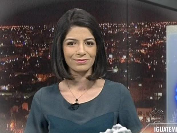 Morre a jornalista Priscilla Sampaio (Foto: Reprodução/TV Morena)