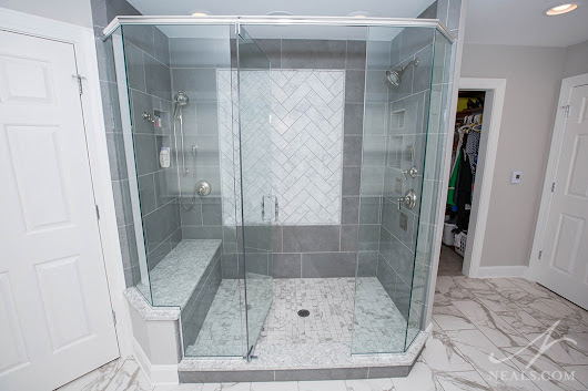 7 Bathroom Shower Design Ideas