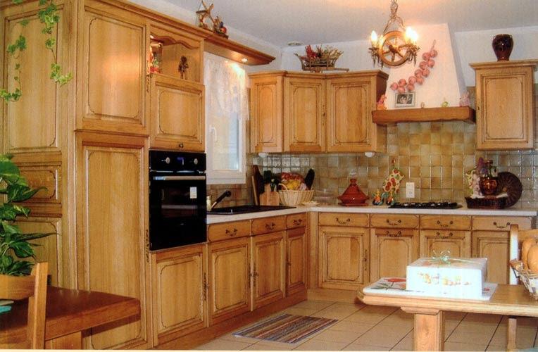 Table et chaises de terrasse meuble de cuisine rustique - Meuble de cuisine rustique ...