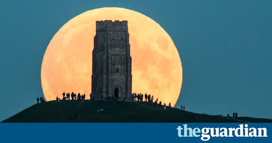 Watch out for the supermoon that will set a 68-year record | Science | The Guardian