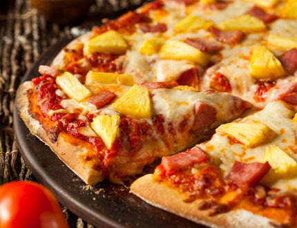 Iceland's president says he's not actually banning pineapple pizza