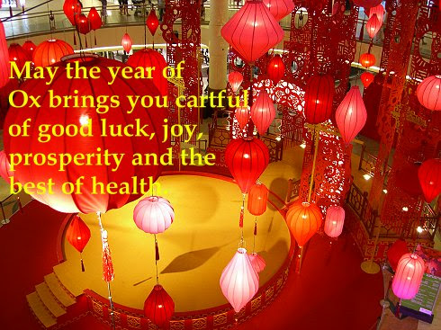 CNY Greetings