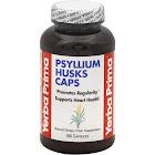 Yerba Prima Psyllium Husks Capsules - 180 count