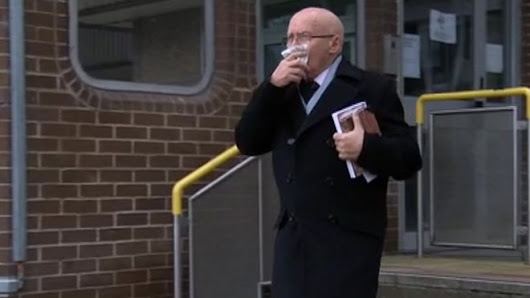 Cardiff,South Wales - Defence begins in psychiatrist Dr Brian Harris sex trial