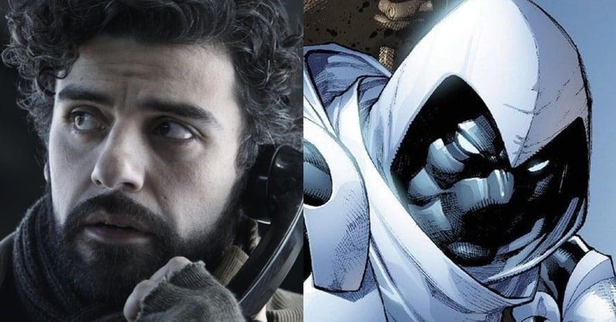 Oscar Isaac Moon Knight Marvel Studios Disney Plus