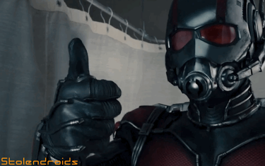 The Moving Picture Show #33 - Ant-Man - Stolendroids