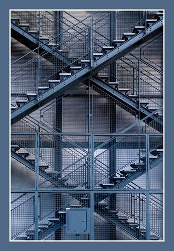 trappen centre pompidou
