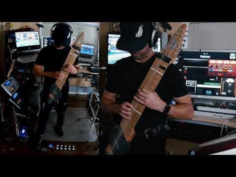Padress on Chapman Stick SG12
