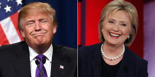 Image result for hillary trump