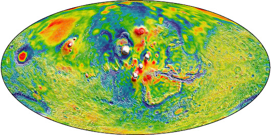 NASA: New Mars Gravity Map Is the Best Ever