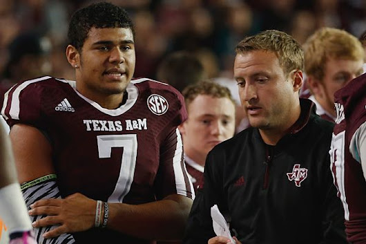 Texas A&M Aggies parts ways with OC Jake Spavital