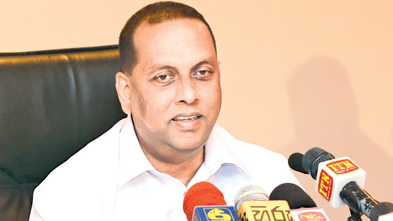 PPJ election campaigns have no leader's picture: Amaraweera