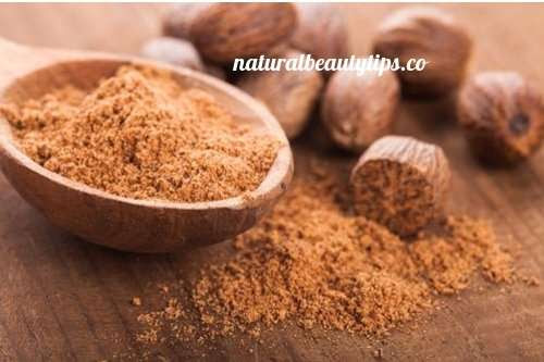 Nutmeg For Exfoliating Skin | Natural Beauty Tips