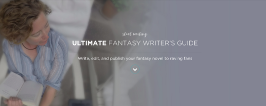 Sneak Peek of the Ultimate Fantasy Writer's Guide - Autumn Writing