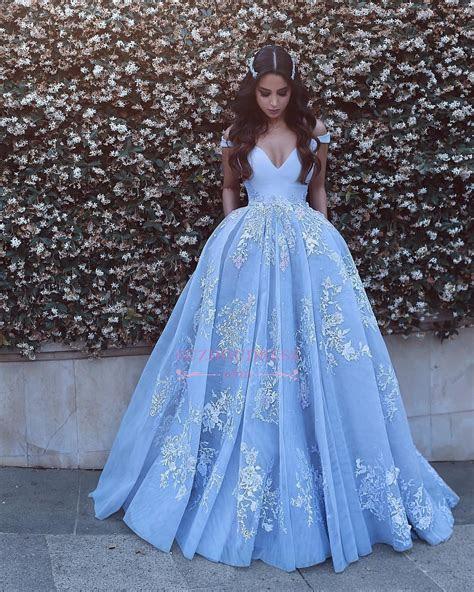 Lace Floor Length Off The Shoulder Formal Dress 2018 Baby