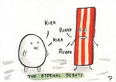 The Eternal Debate