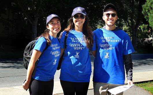 Stroll, walk or run in a fundraiser for Parkinson - Westmount Magazine