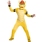Disguise Bowser Deluxe Boys Costume, Yellow