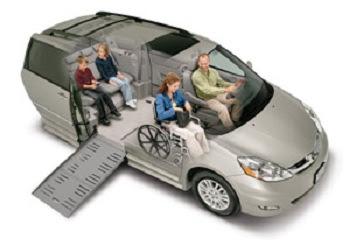 Minivan Sienna