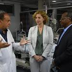 שגריר קניה ביקר במרכז הרפואי 'וולפסון' - ערוץ 7
