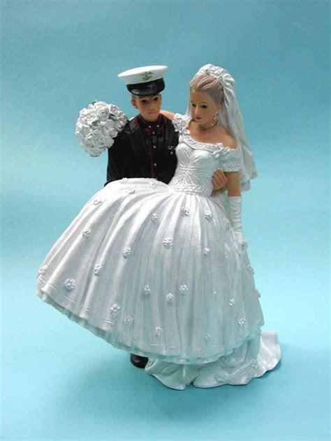 Free Cake Info: marine wedding cake toppers