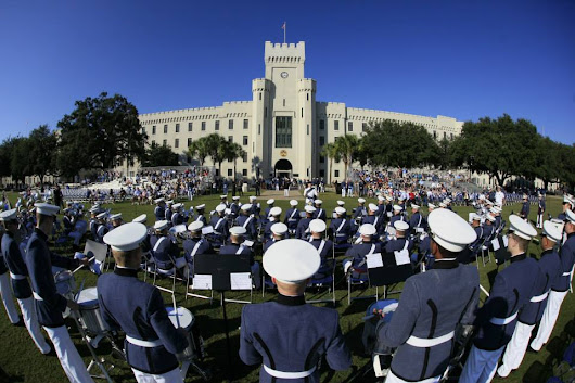 One to be remembered: Parents' Weekend 2014 at The Citadel - The Citadel - Charleston, SC