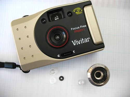 Vivitar PN2011 Fisheye