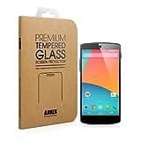 AnkerR 強化ガラス液晶保護フィルム-Google Nexus5用【生涯保証】